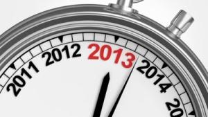 2013 clock