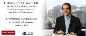 aKrauthammer_ThingsThatMatter_720x300