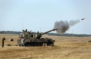 2014_A_Israel_Gaza_fire