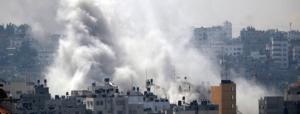 2014_Gaza_hospital_compound