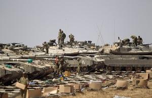 2014_IDFtanks_Gaza_border2