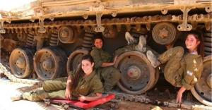 2014_IDF_Tank_Girls